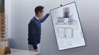معرفی مایکروسافت Surface Hub 2