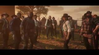 تریلر بی نظیر بازی Red Dead Redemption 2