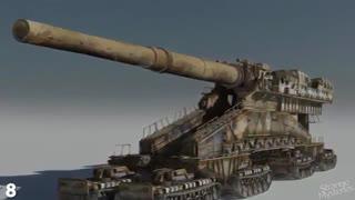 ده سلاحی که توسط هیتلر مخفی ماند