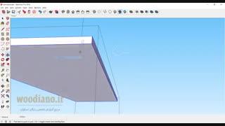 آموزش طراحی کابینت آشپزخانه- قسمت 5