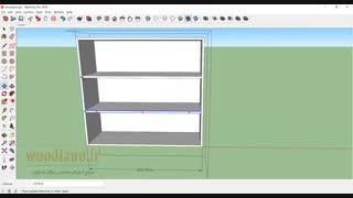 آموزش طراحی کابینت آشپزخانه- قسمت 6