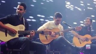 اجرای فوق العاده آهنگ «بهت قول میدم» از محسن یگانه