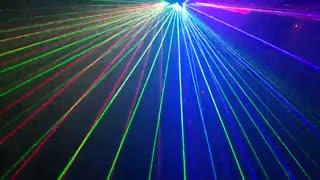 لیزر شش کانال خطی