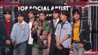 BTS Wins Top Social Artist @ 2018 Billboards Music Awards [1080 HD]