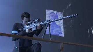 تریلر پیش از انتشار بازی Detroit: Become Human
