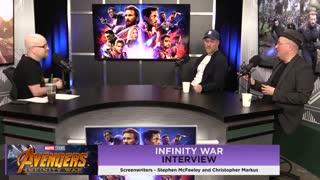 میز گردی با فیلمنامه نویسان فیلم Avengers: Infinity War