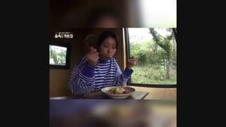 نفس بی نام(پارک شین هه)در مستند کلبه ای کوچک در جنگل 2018 FULL HD کمیاب ویدیو کامل