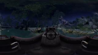 تور مجازی سفر به دنیای دایناسورها