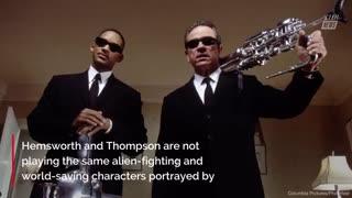 همبازی شدن Liam Neeson با Chris Hemsworth  در بازسازی جدید Men in Black