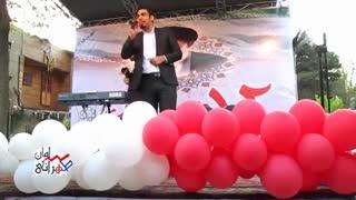 تقلید صدا ، جوک و استندآپ کمدی توسط سامان طهرانی