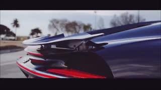 کلیپ فوق العاده بوگاتی ماشین سرعت buggati clip