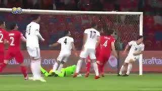 خلاصه بازی دوستانه ایران 1 - 2 ترکیه