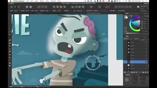 مهاجرت از illustrator به affinity designer