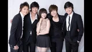 آهنگ  * Nae meoriga nabbaseo  * ❤️ زیباااااااااترین  موسیقی متن سریال پسران برتر از گل❤️  اجرا توسط گروه  دابل اس ( SS501 )❤️
