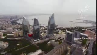 گردشگری باکو، آذربایجان