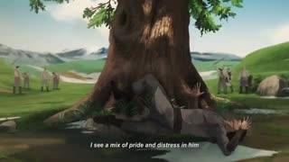 تیزر انیمیشن سینمایی «آخرین داستان»