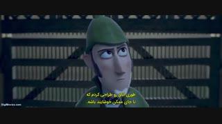 """دانلود انیمیشن """" شرلوک گنوم """" Sherlock Gnomes 2018 با زیرنویس چسبیده فارسی"""
