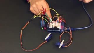 چگونه میدان مغناطیسی را تشخیص دهیم؟  با سنسور Reed Switch آردوینو مدار فرمان میسازیم.