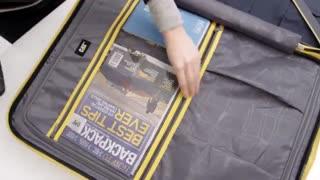 خرید آنلاین چمدان مسافرتی ارزان کاترپیلار caterpillar