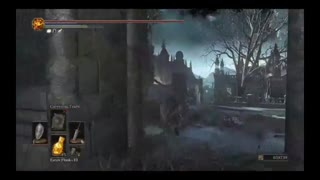گیم پلی  (Dark souls 3 (boss fight Pontiff Sulyvahn