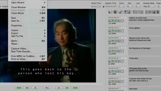 CPC Closed Captioning Software