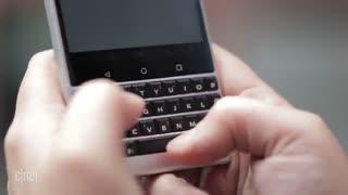 گوشی بلک بری KEY2 معرفی شد! اولین نگاه