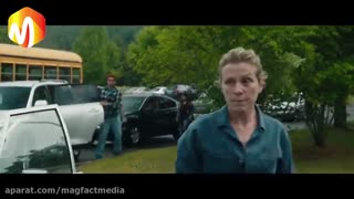 بررسی فیلم Three Billboards Outside Ebbing, Missouri
