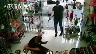 تیراندازی مرگبار در مغازه قلیانفروشی