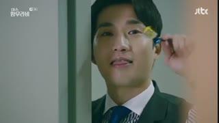 دانلود قسمت پنجم سریال کره ای خانوم حمورابی 2018  با بازی گوآرا و ال (عضو اینفینیت) + زیرنویس فارسی چسبیده