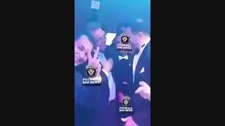 ویدئویی از  برانکو در مهمانی  مختلط!!