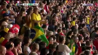 خلاصه بازی برزیل 3 - 0 اتریش(20 خرداد 97)