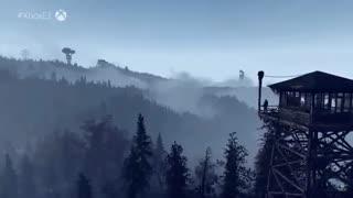 تریلر گیم پلی Fallout 76 - در E3 2018