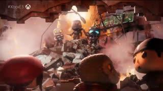 تریلر GEARS POP Reveal  (E3 2018)