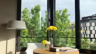 آپدیت امروز نفس بی نام(پارک شین هه) FULL HD کمیاب ویدیو کامل(آپدیت امروزش در مورد اتاقش در هتل لندن ۲۰۱۸ بوده)
