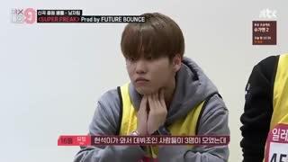 برنامه استعداد یابی کره ای mix nine قسمت 12 با زیرنویس فارسی ( پیشنهاد ویژه )
