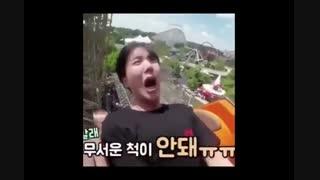 فانی مومنت جی هوپ و اعضای bts
