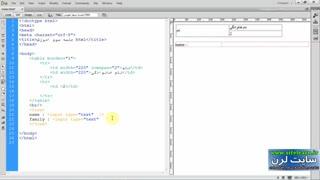 اموزش جامع طراحی وب سایت با HTML (قسمت3)