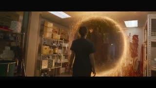 جلوه های ویژه سینمایی Doctor Strange