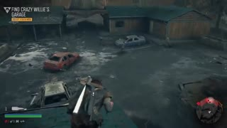 Days Gone Gameplay from E3 2018 (PS4)
