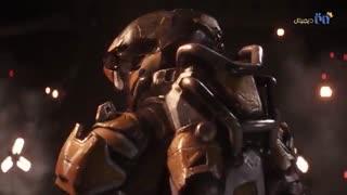 تریلر سینمایی Anthem در E3 2018