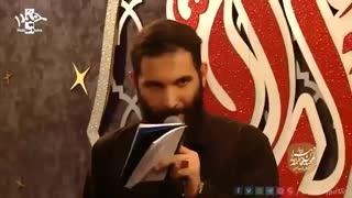سر سفره تو پهنه دل زارم (شور بسیار زیبا ) کربلایی محمد حسین حدادیان