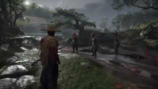 نمایش Ghost of Tsushima در E3 2018 با دوبله ژاپنی