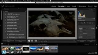 دانلود آموزش روتوش عکس با  لایت روم Lightroom