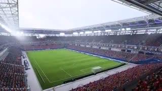 تمام 12 سالن موجود در جام جهانی 2018 روسیه