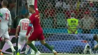 بازی اسپانیا - پرتغال   Group B   97/3/25