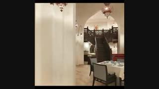 رستوران شهرزاد دبی