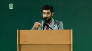مداحی سید رضا نریمانی در حرم مطهر رضوی