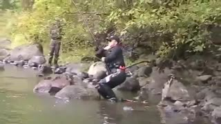 ماهیگیری باقلاب