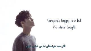 آهنگ بسیار زیبا و غم انگیز  Goodbye Christmas  (ورژن انگلیسی ) از لی(اکسو) با زیرنویس فارسی
