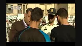 دستگیری ۱۳۰۰خلافکار تهرانی | از دوچرخهدزد تا سارقی که برای هواخوری به خانه مردم رفته بود